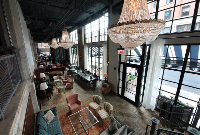 Soho House Chicago West Loop Bars And Restaurants And