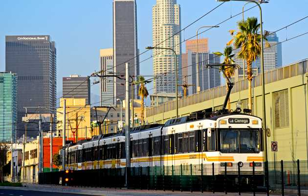 12 reasons why LA's public transportation is actually awesome