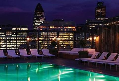 Shoreditch House LON