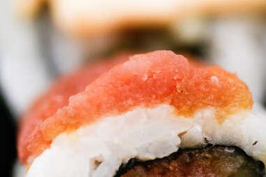 tuna close up
