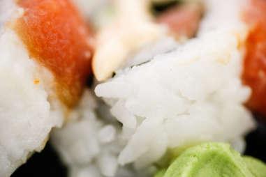 rice close-up