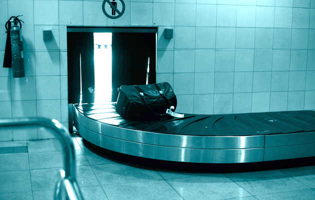 This is where your unclaimed baggage goes