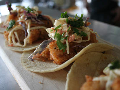 T & T tacos and tortas Montreal