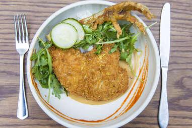 Chicken Foot at Fedora
