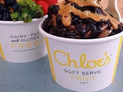 Chloe's Soft Serve Fruit Co. Hamptons