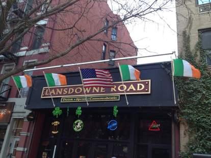 Lansdowne Road NY