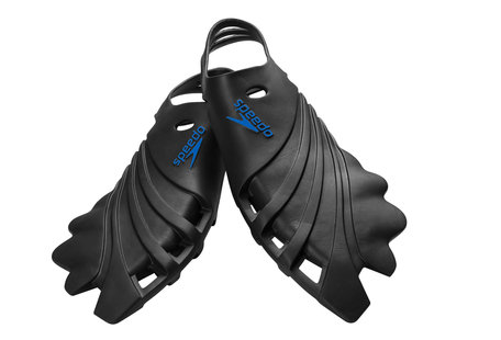 Speedo\'s new whale flippers help you swim... like a whale