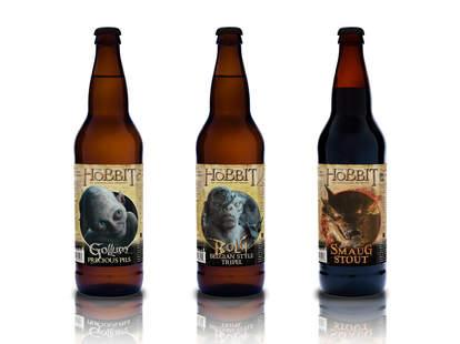 Hobbit beers