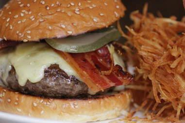 Best Burgers NYC - Navy Soho