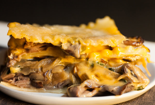 Philly Cheesesteak Lasagna Thrillist Recipes