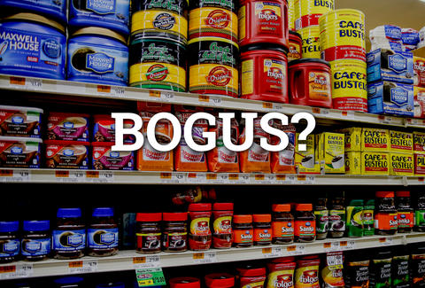 bogus coffee