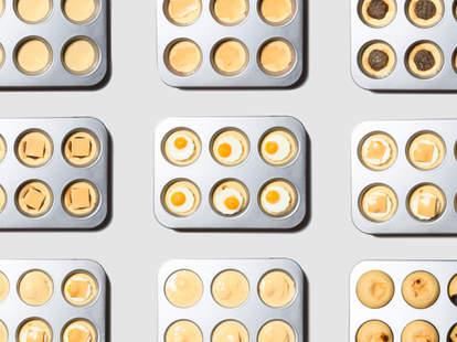 Breakfast Sandwich Muffin - Thrillist Recipes