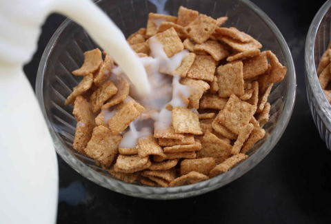 Bowl of Cinnamon Toast Crunch