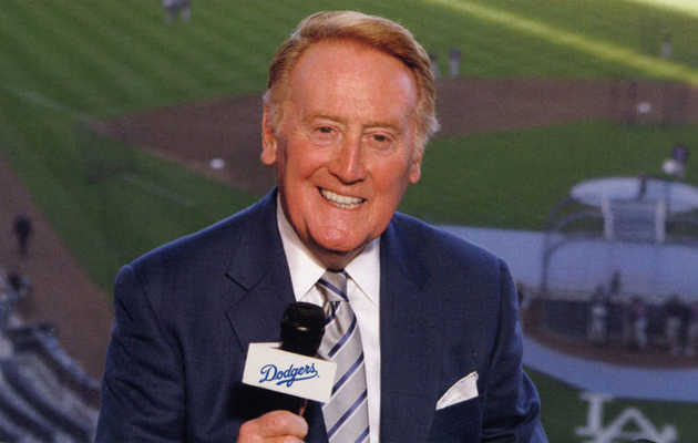 14 things you didn't know about Vin Scully