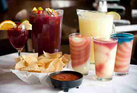 Tortilla Coast Happy Hours By Neighborhood DC