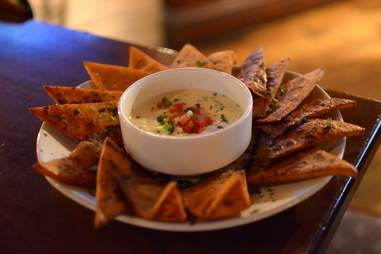 Fado Irish Pub & Restaurant Queso ATX
