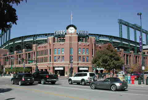 Coors Field Things CO Does Better DEN