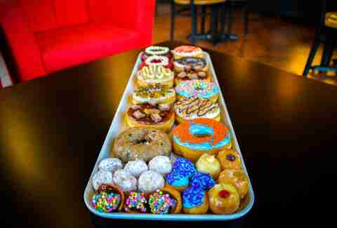 Donut-licious Donuts HOU