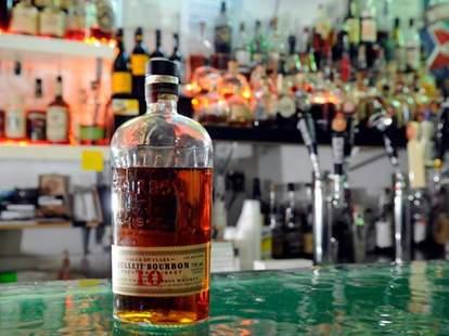 Haymarket Whiskey Bar Louisville