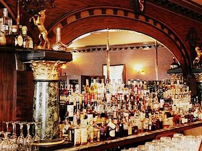 The Old Seelbach Bar Louisville