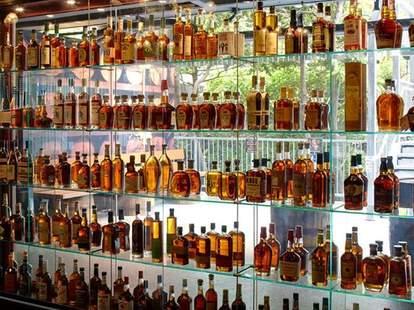Down One Bourbon Bar & Restaurant Louisville