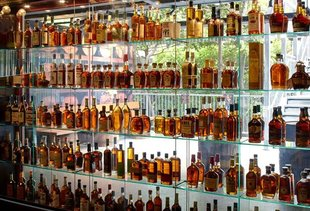 Down One Bourbon Bar & Restaurant