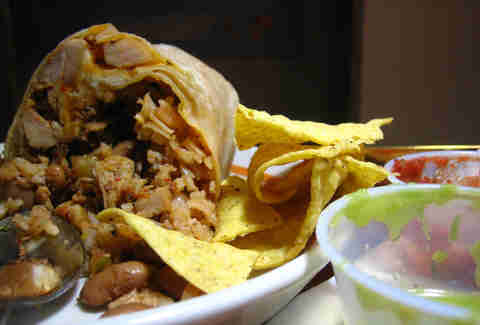 Best sf burrito options