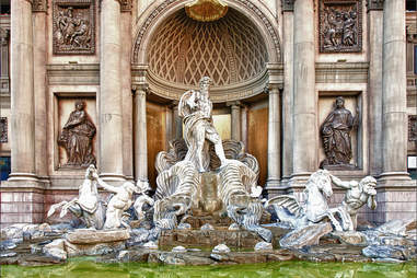 ceasars palace fountain