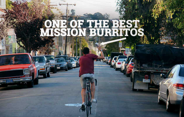 The 12 best Mission burritos, as chosen by people on fixies