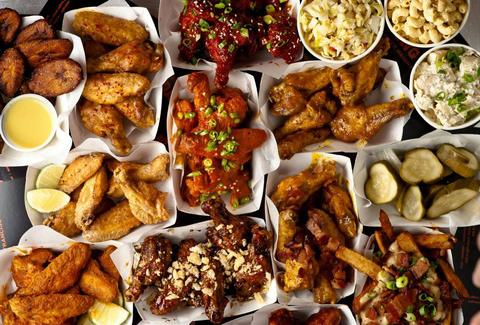 best sf chicken wings thrillist rh thrillist com chicken wing buffet near me chicken wing buffet hong kong