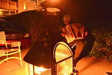 Fire Circle Bar R Supper Club DC