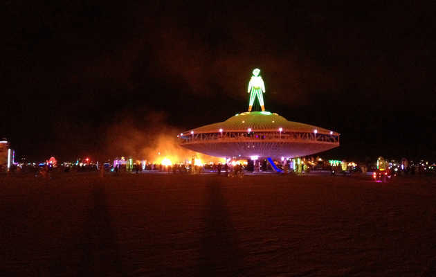 20 Things You Don't Know About Burning Man if You've Never Been