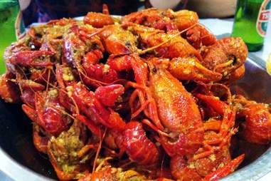 Crawfish Why Houston is the Best