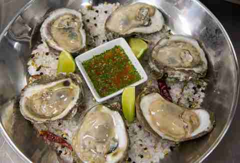 Oysters Why Houston is the Best