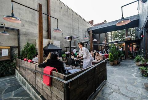 Logan Circle / 14th Street Best Food And Drink Hoods DC