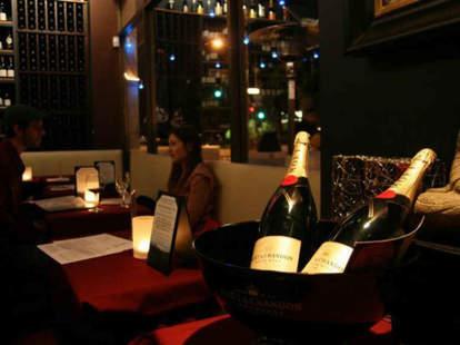 Left Coast Wine Bar LA