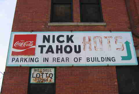 nick tahou's hots rochester