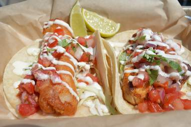 Mitch's Seafood Best Fish Tacos SD