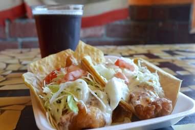 El Zarape Restaurant Best Fish Tacos SD