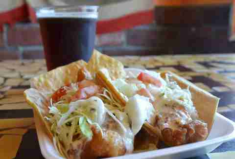 El Zarape Restaurant Best Fish Tacos SD