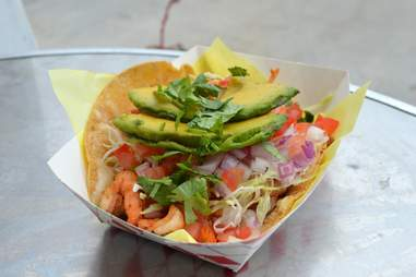 Oscar's Mexican Seafood Best Fish Tacos SD