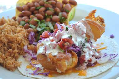 South Beach Bar & Grille Best Fish Tacos SD