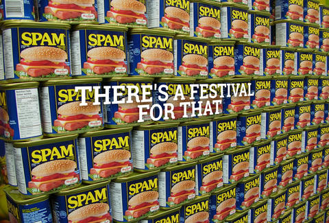 spam wall