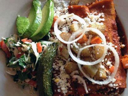 Rosario's mexican cafe