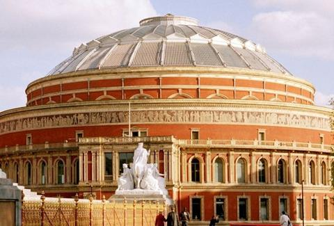 Royal Albert Hall LON
