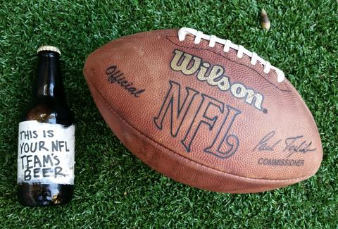 e403dc7a56d Beer For Every NFL Team - Thrillist