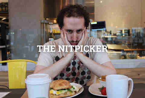 nitpicker guy