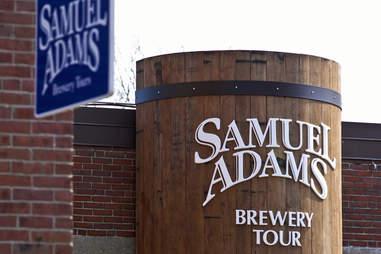 Sam Adams Great Drinking History Moments BOS