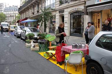 Parking Day France
