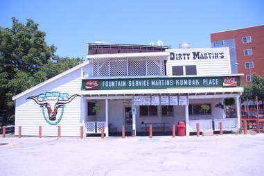 Dirty Martin's Iconic Austin Dishes